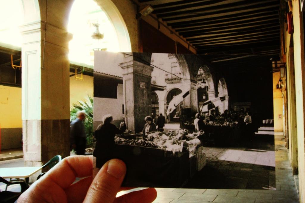 Refotografia del Mercat de Sant Andreu // @resantandreu