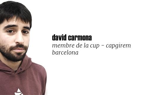 david carmona cup