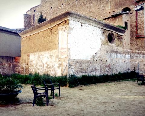 Capella dels Segadors. David Garcia Mateu