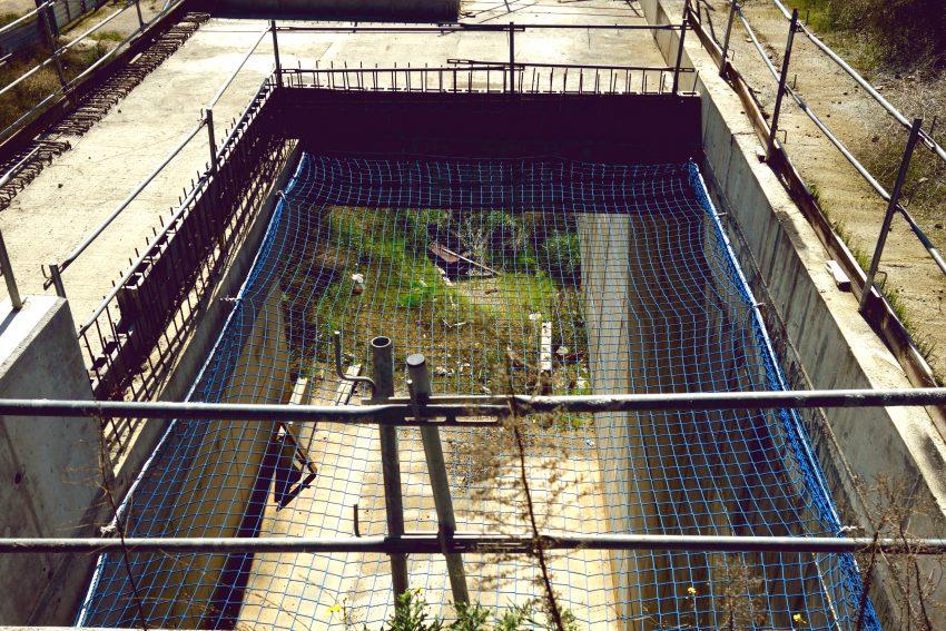 Obres Parc Lineal La Sagrera Sant Andreu Comtal DGM