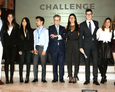 'BCN Thinking Challenge Universitat Abat Oliva CEU 2
