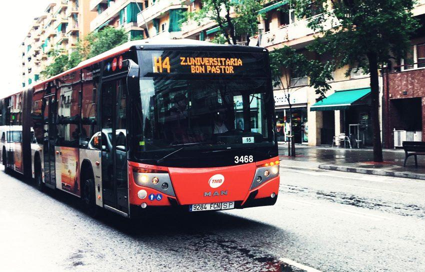 Els autobusos només circularan al 25% en hora punta / DGM