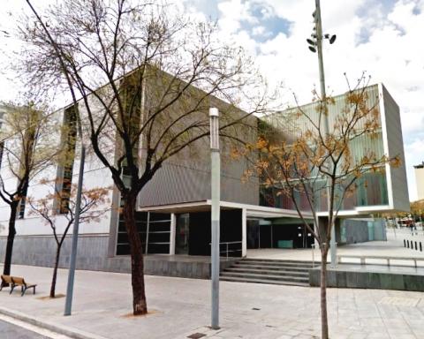 Comissaria dels Mossos d'Esquadra de Sant Andreu
