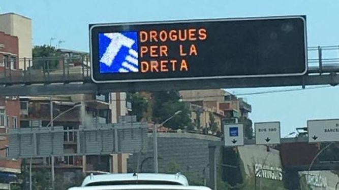 Drogues per la dreta Meridiana