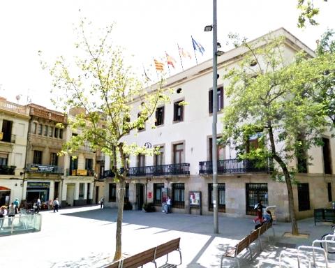 Ajuntament de Sant Andreu / GOOGLE MAPS