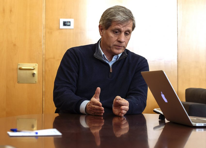 El líder del PP, Alberto Fernández Díaz / Coleccionistas de Momentos - Ester Tejada