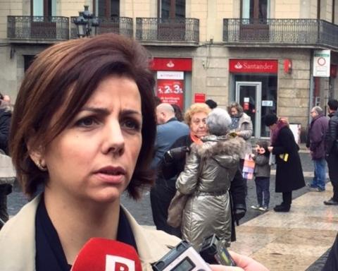 La regidora del grup Demòcrata, Francina Vila / @fvilav