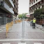 Obres al carrer Residència pel Peri Lanzarote / DGM