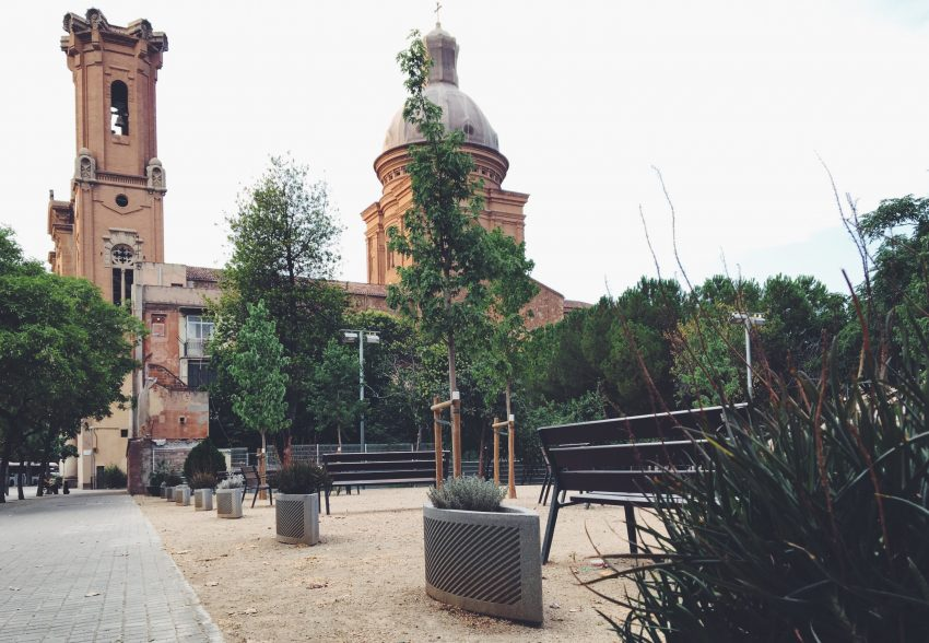Jardins d'Elissa García Sáez / DGM