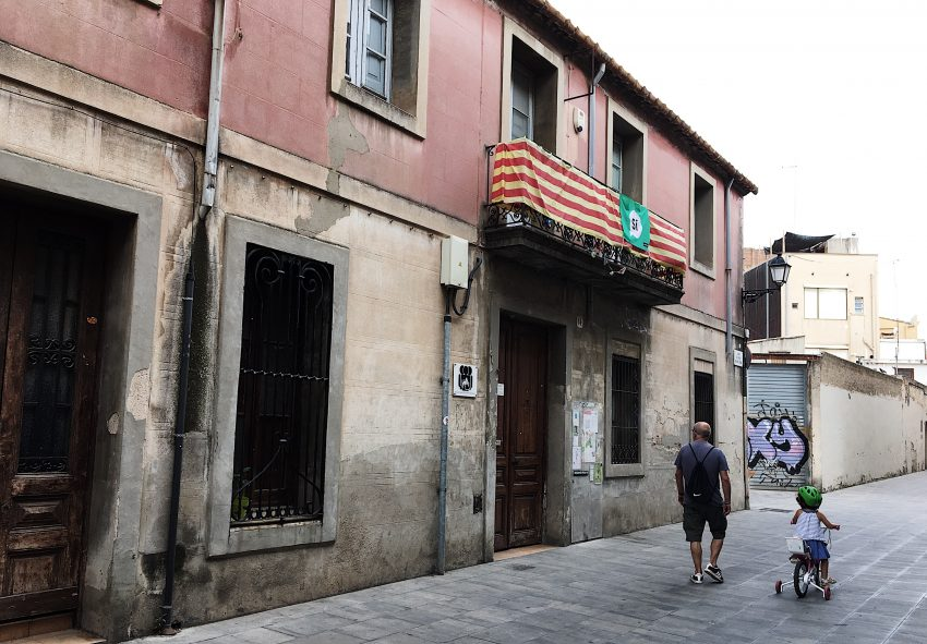 Local de l'AVV de Sant Andreu de Palomar / DGM