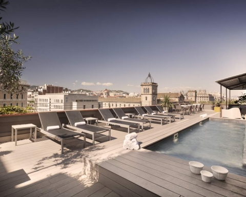 Un apartament turístic de luxe al centre de Barcelona / ENJOY BCN