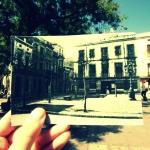 Fotofrafia | La plaça d'Orfila, l'any 1915 / @RESANTANDREU - CRSITINA PLA