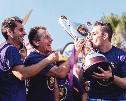 Sant Andreu guanya el correbarris