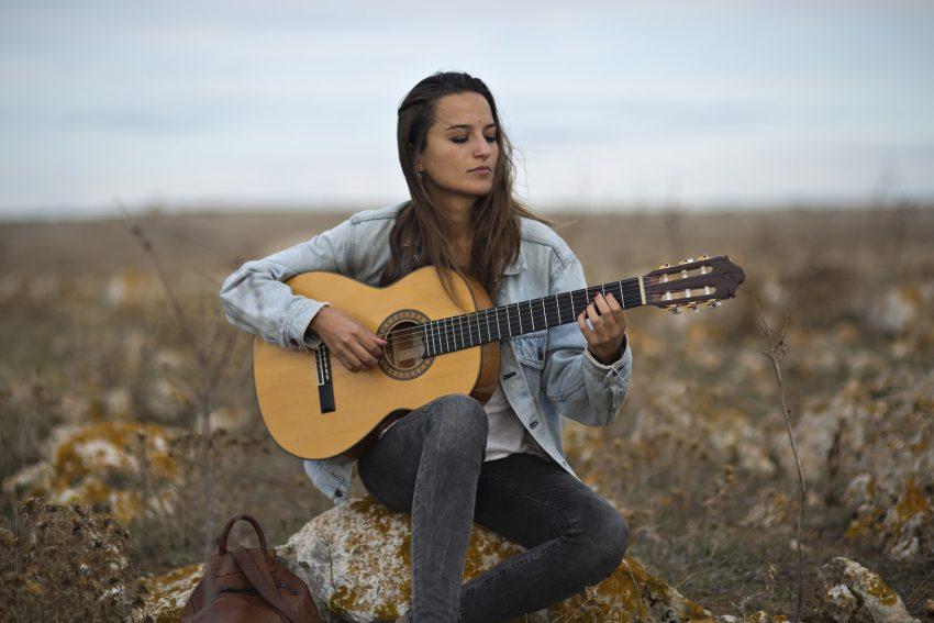 La cantautora Judit Neddermann / MARC IBAÑEZ