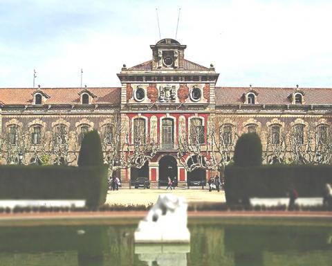 El Parlament de Catalunya / WIKICOMMONS
