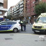 Un accident a Torras i Bages amb Joan Torras / DGM