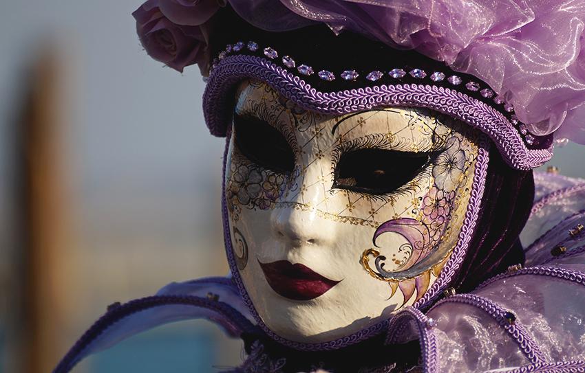 Màcara de Carnaval / ROMAIN PONTIDA