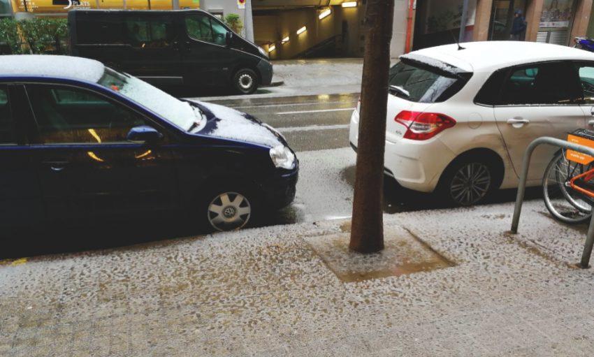 Calamarsada a Barcelona / JORDI SALVIA