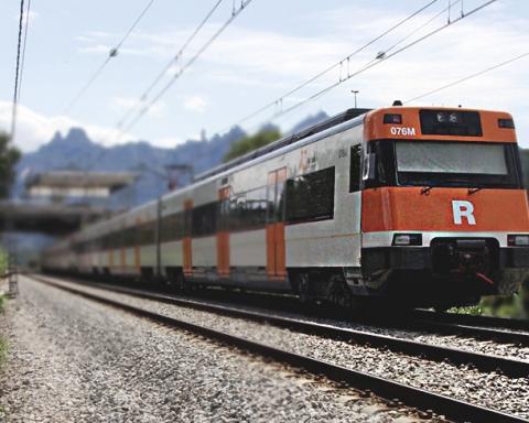 Tren de Rodalies / Eldelinux - FLICKR