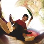 Els nens i nenes de Sant Andreu seran els que decideixin el futur del parc infantil de La Pegaso / INTI GARCÉS - FLICKR