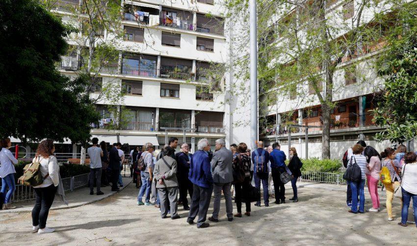 Casa Bloc / Ajuntament de Barcelona