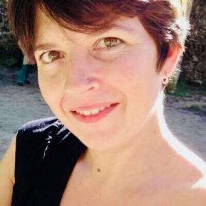Laia Ortiz - regidora del Districte de Sant Andreu