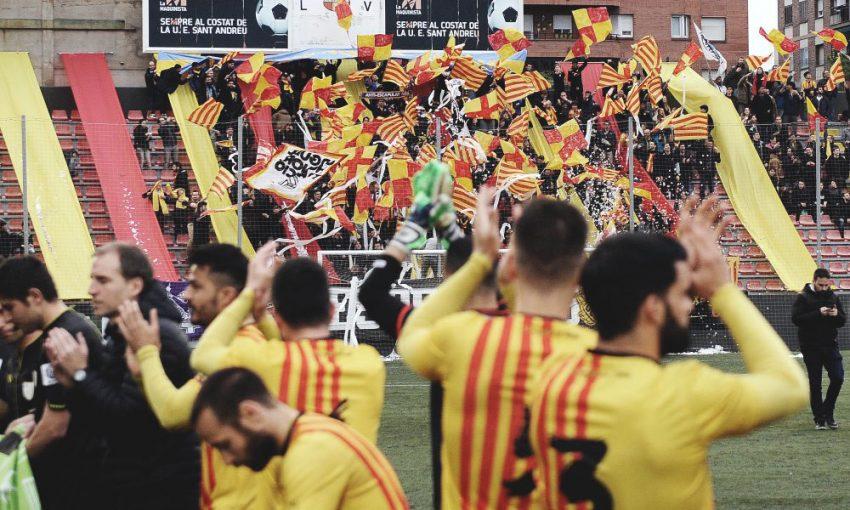 El club vol vestir el Narcís Sala amb una de les seves millors gales / UE Sant Andreu