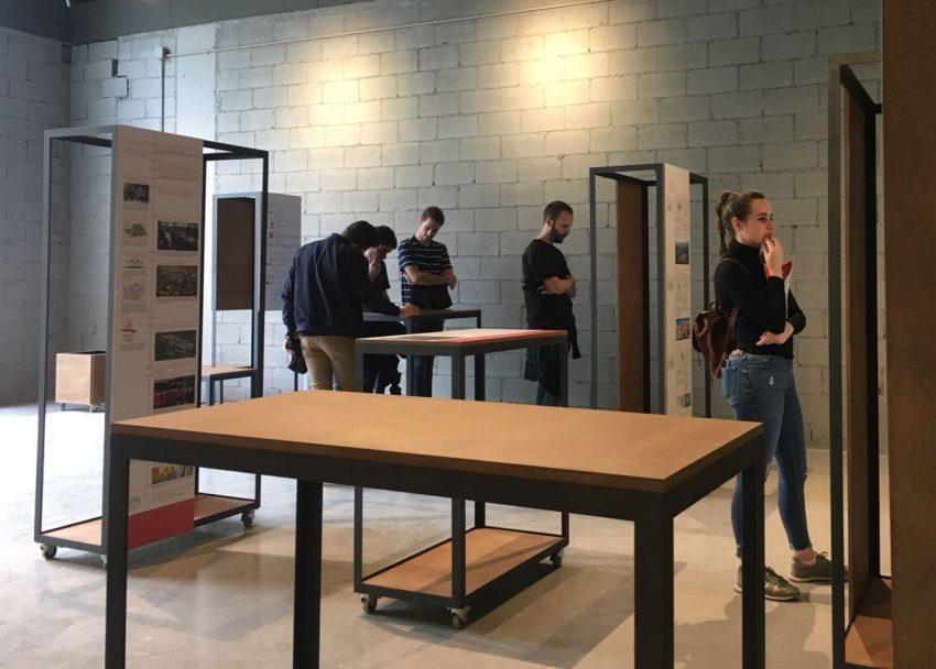 El nou local ja acull la seva primera exposició / LA MÀQUINA