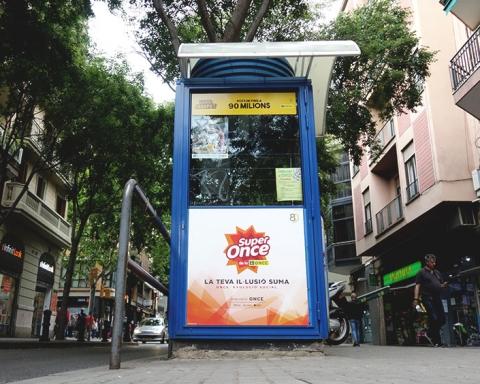 Guingueta de la ONCE premiada amb el Cuponazo / DGM