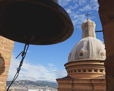 Cúpula de la parròquia de Sant Andreu / DGM