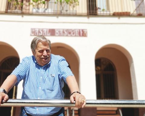 Jaume Degàs, president del Casal de Gent Gran Bascònia / DGM