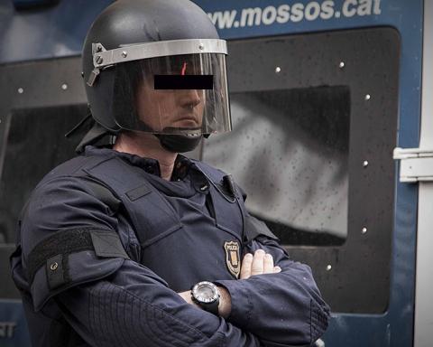 Mossos d'Esquadra / FOTOMOVIMIENTO