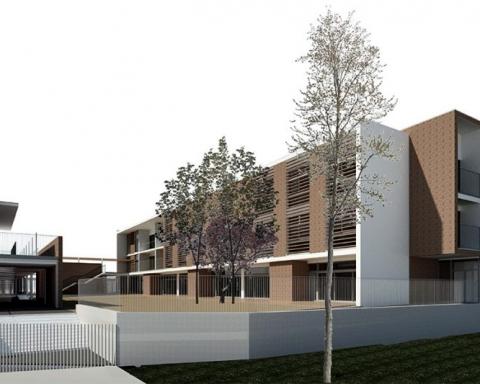Escola definitiva La Maquinista / CEB