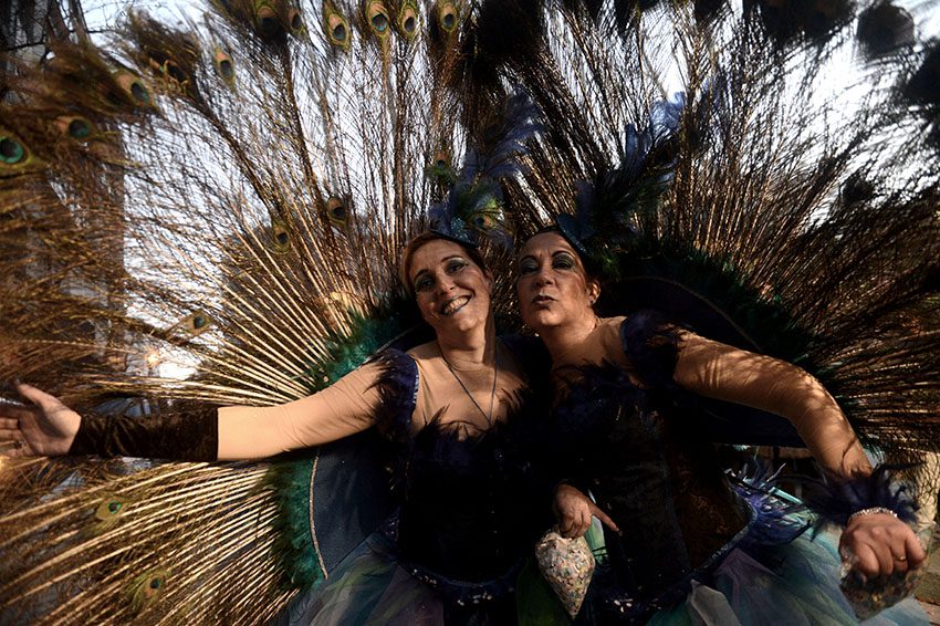 Carnaval a la Trinitat Vella / DISTRICTE DE SANT ANDREU