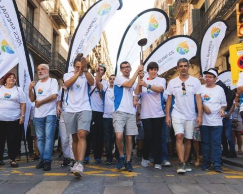 TEB Special Olympics Expres Sant Andreu