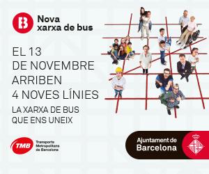 Banner Ajuntament novembre xarxa de bus