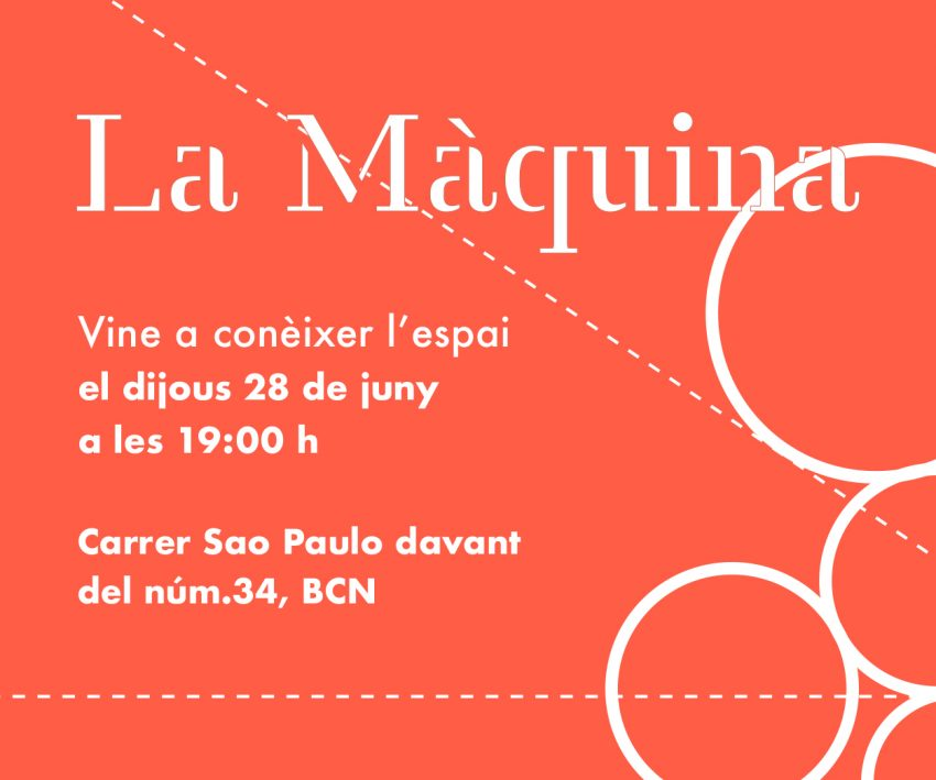 Banner Maquina visita