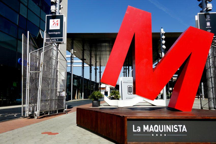 El centre comercial de la Maquinista dubta de la viabilitat jurídica del projecte / DGM
