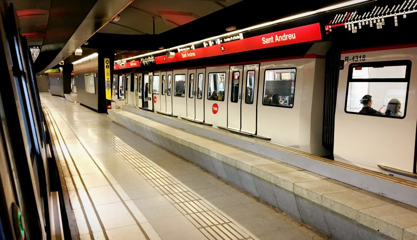 Metro Sant Andreu DGM