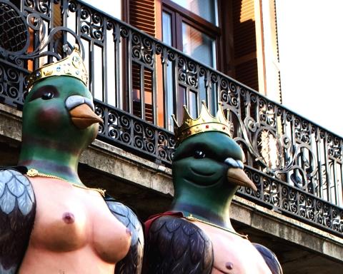 Els gegants de Sant Andreu ARXIU