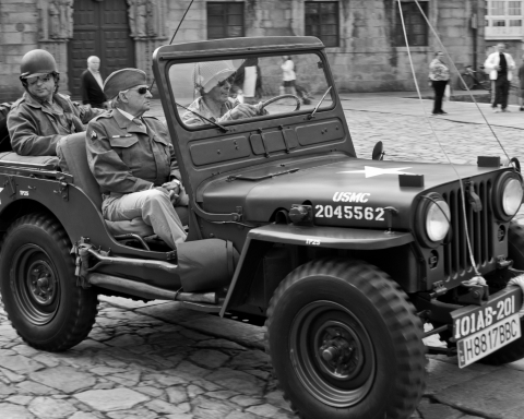 Jeep Militar / Culebra - Flickr