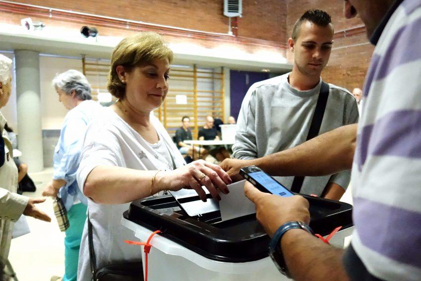 dona votant DGM