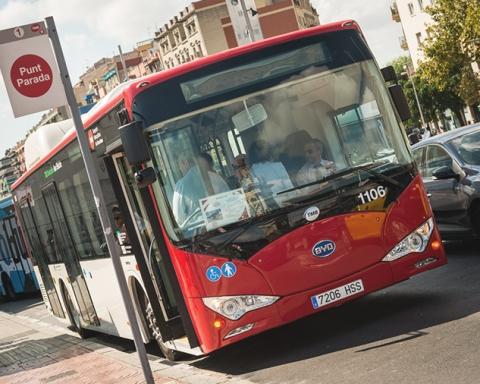 Bus TMB
