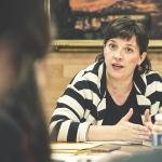 La regidora Laia Ortiz / Ajuntament de Barcelona