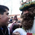 El Rei Gaspar dóna diversos consells a un jove / DGM