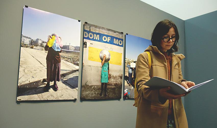 Exposició al Centre d'Art Contemporani de la Fabra i Coats / DGM