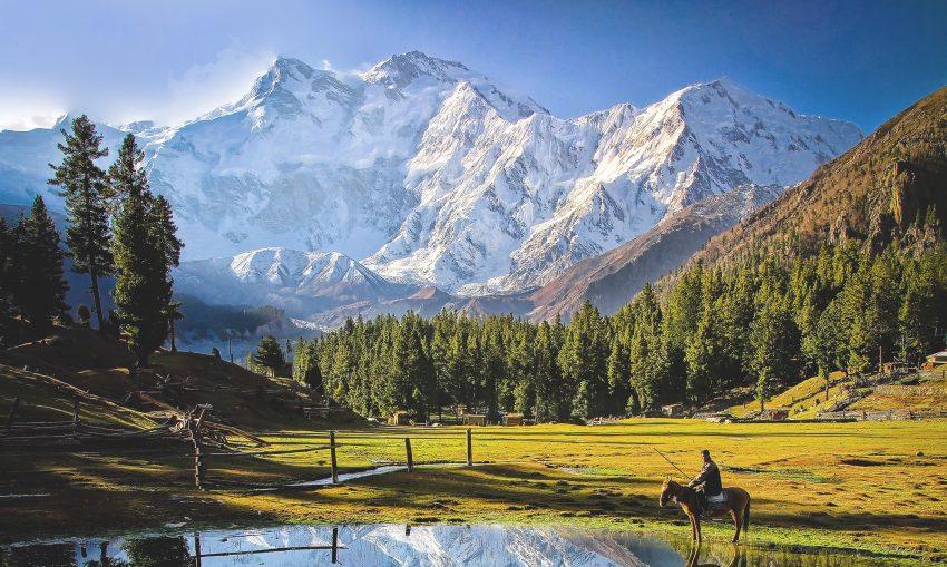 El Nanga Parbat, el 9è cim més alt del món / WIKICOMMONS