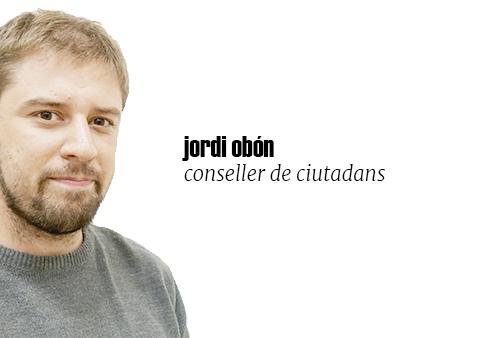Jordi Obon. Ciutadans