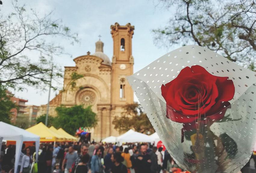 Sant Jordi a Sant Andreu MARIA FERRER