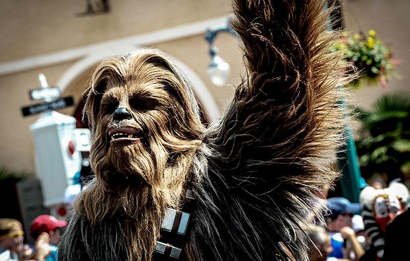 La desfilada d'Star Wars / JOSH HALLET - Flickr